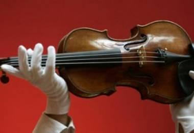 Cấu tạo của Violin