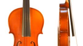 Cấu tạo cơ bản của đàn violin 1