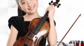 học đàn Violin 1