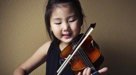 Tại sao nên cho bé tập đàn violin