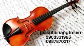 Lên dây đàn Violin đúng cách