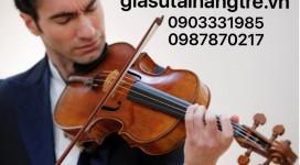 Tìm gia sư đàn Violin ở đâu?