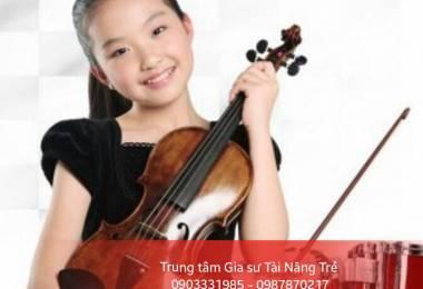 Cách chọn đàn Violin cho bé từ 12-15 tuổi