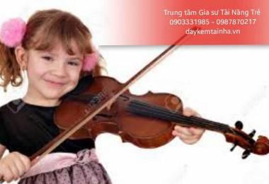 Cách chọn đàn Violin cho bé từ 6-8 tuổi