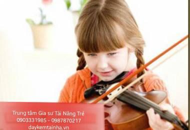Cách chọn đàn Violin cho bé từ 9-11 tuổi