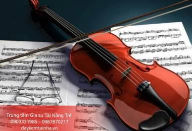 Cần chuẩn bị gì trước khi học Violin?