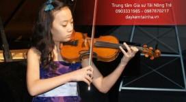 Cách khắc phục khó khăn khi học Violin