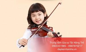 Lợi ích đến từ việc học đàn Violin