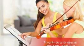 Dạy Violin tại nhà