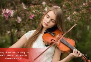 Gia sư dạy Violin tại nhà