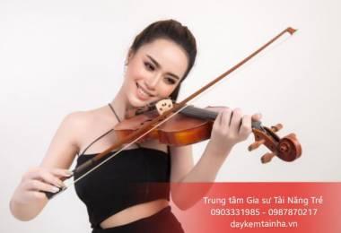 Hướng dẫn luyện ngón út khi chơi đàn Violin