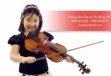 Học đàn Violin – Hướng dẫn cách lắp gối