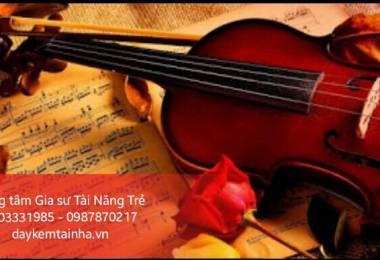 Học Violin đem lại những lợi ích gì?
