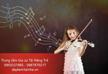Tại sao nên học đàn Violin?