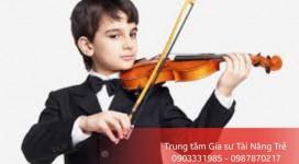 Học Violin tại nhà
