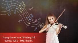 Học Violin tại nhà TP HCM