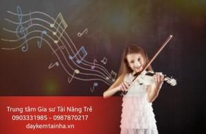 Tại sao nên học đàn Violin