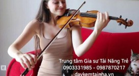 Học kèm đàn Violin tại nhà