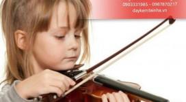 Nhận dạy kèm đàn Violin tại nhà