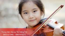 Nhận dạy kèm đàn Violin tại nhà TP HCM