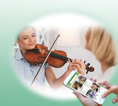 day kem dan violin